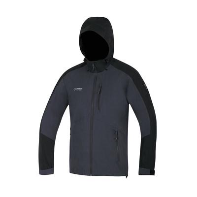 Bunda Direct Alpine Fremont antracit/čierna