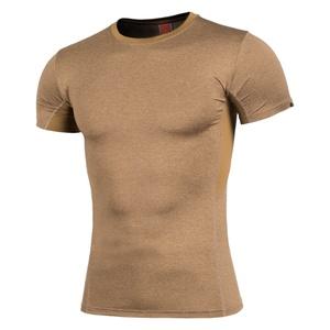Funkčný tričko PENTAGON® Apollo TacFresh coyote, Pentagon