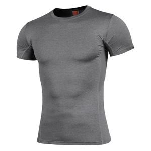 Funkčný tričko PENTAGON® Apollo TacFresh šedé, Pentagon