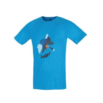 Tričko funkčnou Direct Alpine Furry ocean (crevasse)