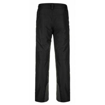 Pánske lyžiarske nohavice Kilpi Gabon-M čierne, Kilpi