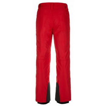 Pánske lyžiarske nohavice Kilpi Gabon-M červené, Kilpi