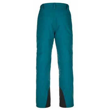 Pánske lyžiarske nohavice Kilpi Gabon-M tyrkysová, Kilpi