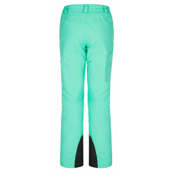 dámske lyžiarske nohavice Kilpi Gabon-W tyrkysové, Kilpi