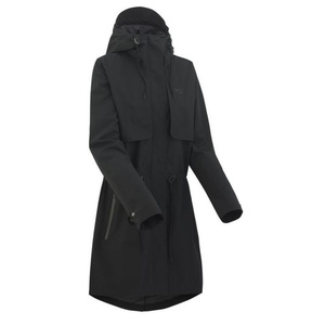 Dámsky nepremokavý kabát Kari Traa Gjerald L Black, Kari Traa