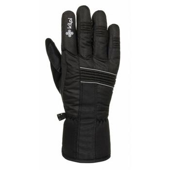 Unisex lyžiarske rukavice Kilpi GRANT-U čierne, Kilpi