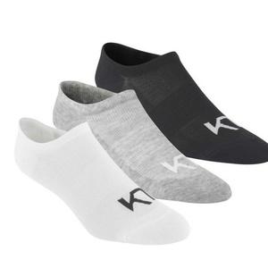 Ponožky Kari Traa Hael 3PK White, Kari Traa