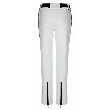 dámske lyžiarske nohavice Kilpi Hanza-W biele, Kilpi