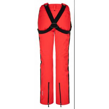 dámske lyžiarske nohavice Kilpi Hanza-W červené, Kilpi