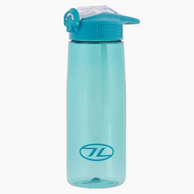 Fľaša Tritan HIGHLANDER na pitie 700 ml modrá, Highlander