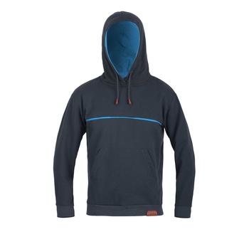 Mikina Direct Alpine Hoodie grey / ocean, Direct Alpine