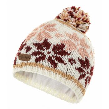 Dámska zimná čiapka Kilpi HOOT-W biela, Kilpi