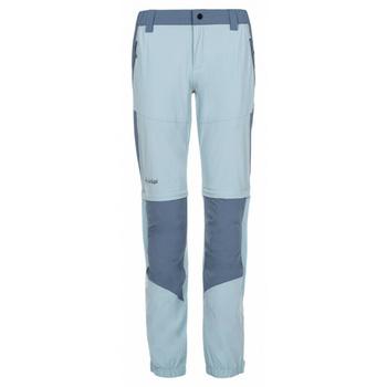 Dámske outdoorové nohavice Kilpi Hoši-W svetlomodrá, Kilpi