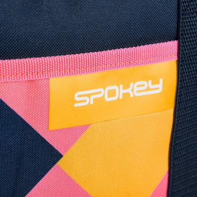 Termo taška malá Spokey ACAPULCO ružovo-modro-žltá, Spokey