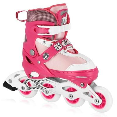 Kolieskové korčule Spokey HASBRO CANDY PK pink, Spokey