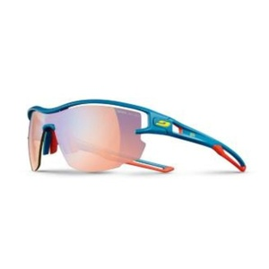 Slnečný okuliare Julbo AERO PRO Zebra Light Fire 974 grand raid blue / red / yellow, Julbo