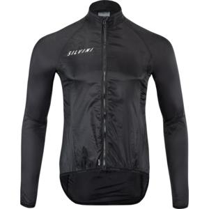 Pánska cyklistická bunda Silvini Montilio MJ1601 Black, Silvini