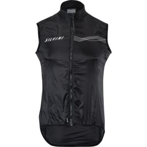Pánska vesta Silvini Tenno MJ1602 black, Silvini