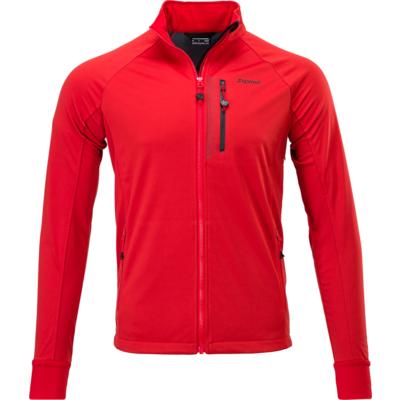 Pánska športové bunda Silvini Anteo MJ1743 red-black