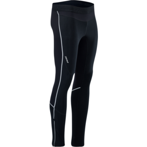 Pánske elastické nohavice Silvini Movenza MP1706 black, Silvini