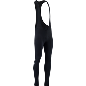 Pánske zimný cyklistické nohavice Silvini Rapone Pad MP1737 black, Silvini