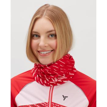 Zateplený športové šatka Silvini Marga UA1525 ruby, Silvini