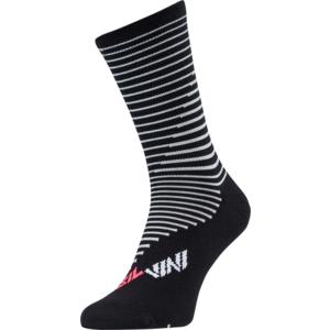 Cyklistické ponožky Silvini Ferugi UA1644 black-red