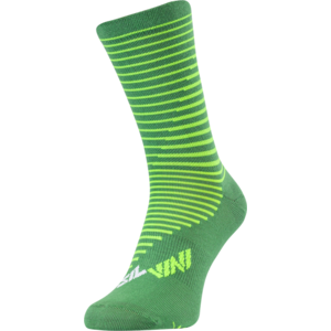 Cyklistické ponožky Silvini Ferugi UA1644 forest-lime