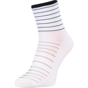 Cyklistické ponožky Silvini Bever UA1659 white-black, Silvini
