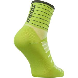 Cyklistické ponožky Silvini Bever UA1659 lime-olive, Silvini
