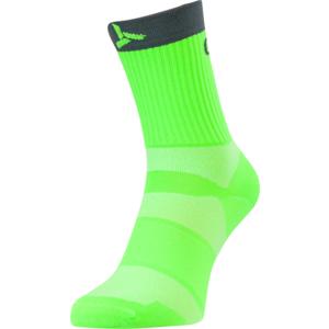 Cyklistické ponožky Silvini Orato UA1660 green-charcoal, Silvini