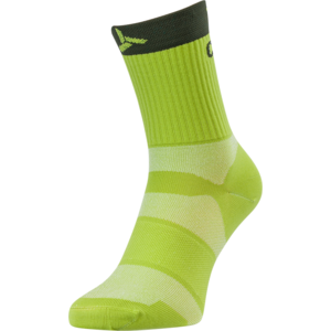 Cyklistické ponožky Silvini Orato UA1660 lime-olive, Silvini