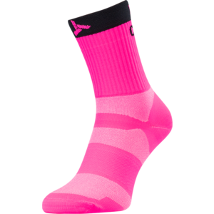 Cyklistické ponožky Silvini Orato UA1660 pink-charcoal
