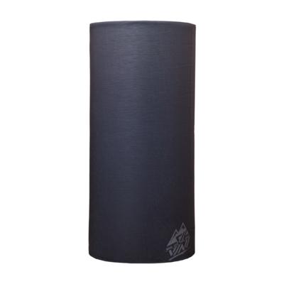 Jednovrstvový multifunkčná šatka Silvini Motivo UA1730 black/grey, Silvini
