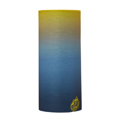 Jednovrstvový multifunkčná šatka Silvini Motivo UA1730 blue, Silvini