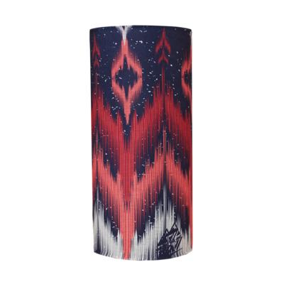 Jednovrstvový multifunkčná šatka Silvini Motivo UA1730 navy, Silvini