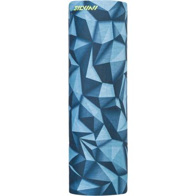 jednovrstvový multifunkčné šatka Silvini Motivo UA1730 ocean, Silvini
