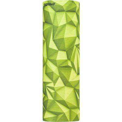 jednovrstvový multifunkčné šatka Silvini Motivo UA1730 lime / green, Silvini