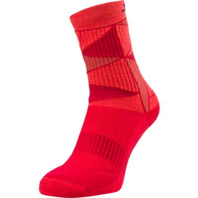 Ponožky Silvini Vallonga UA1745 red, Silvini