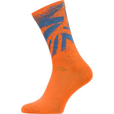 Cyklistické Enduro ponožky Silvini Nereto UA1808 orange, Silvini