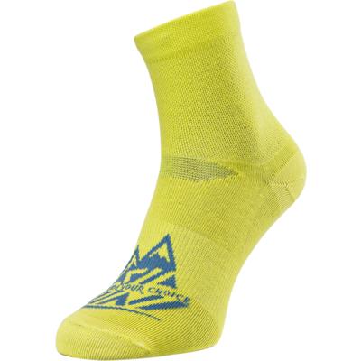 Cyklistické Enduro ponožky Silvini Orino UA1809 neon, Silvini