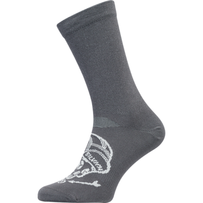 Cyklistické bikové ponožky Silvini Avella charcoal, Silvini