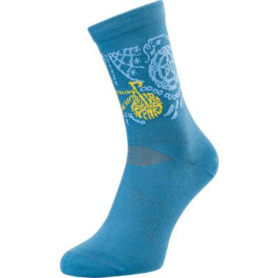 Cyklistické bikové ponožky Silvini Avella UA1815 blue, Silvini