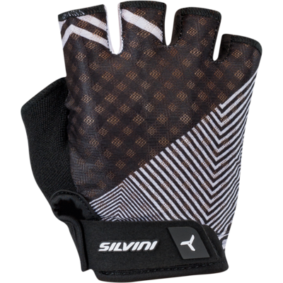 Dámske rukavice Silvini Albano WA1431 black, Silvini