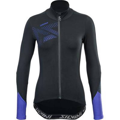 Dámska bunda Silvini Calvano WD1618 black / blue, Silvini