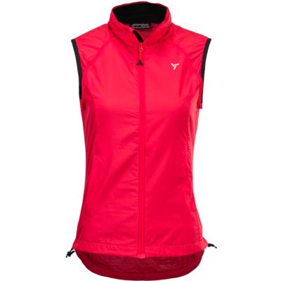 Dámska športové bunda Silvini Vetta WJ1623 red, Silvini