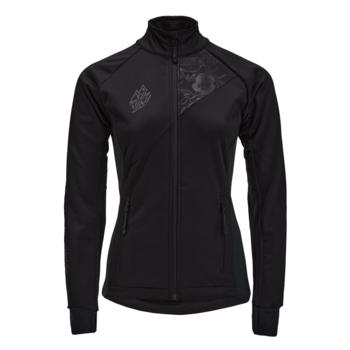 Dámska softshellová bunda Silvini Monna WJ703 black