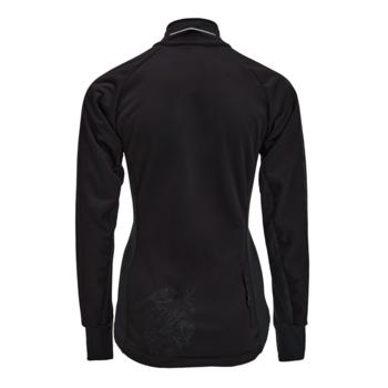 Dámska softshellová bunda Silvini Monna WJ703 black, Silvini