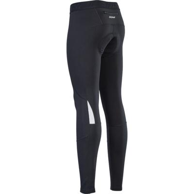 Dámske zimné cyklistické nohavice s cyklovložkou Silvini Rapone Pad WP1732 black, Silvini