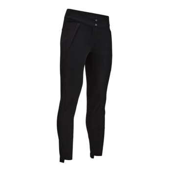Dámske voľnočasové nohavice Silvini Savelli WP1750 black